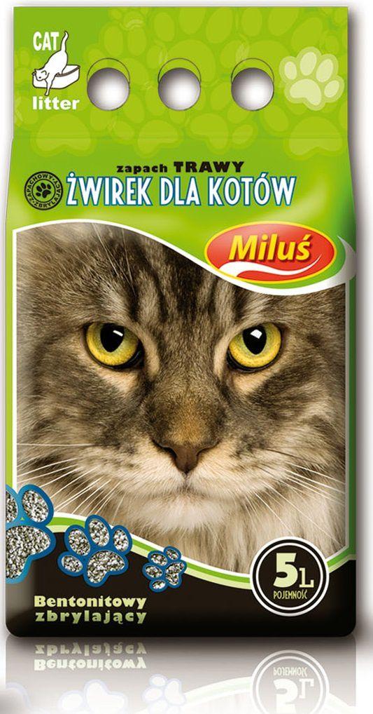 CERTECH MILUS 5l ZAPACH TRAWY 009701 piederumi kaķiem