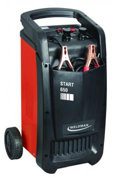 Weldman Prostownik z rozruchem Start 650 (103214) 103214 auto akumulatoru lādētājs