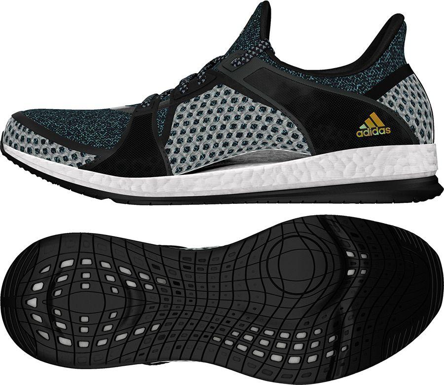 Adidas Buty damskie Pure Boost X TR czarne r. 40 (AQ4596) AQ4596