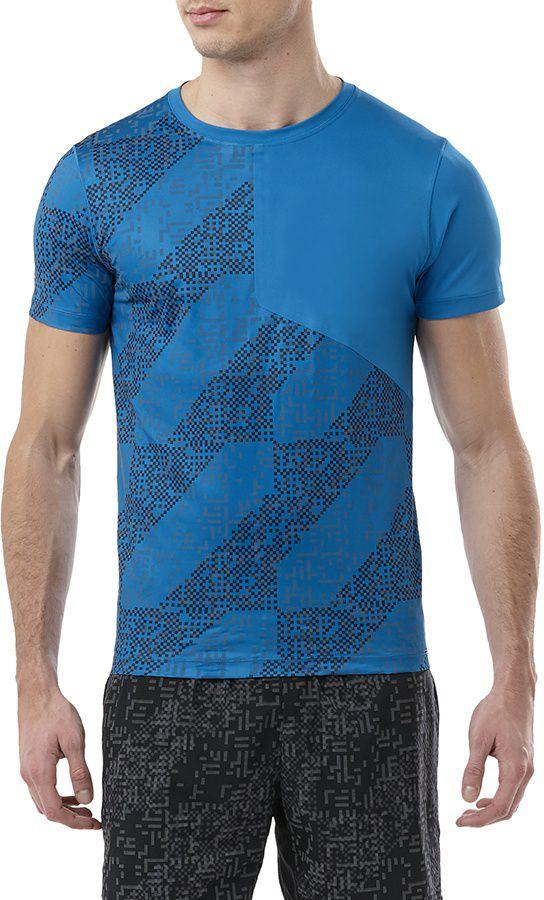 Asics Koszulka meska Lite Show SS Top niebieska r. S (146617 1186) 146617 1186