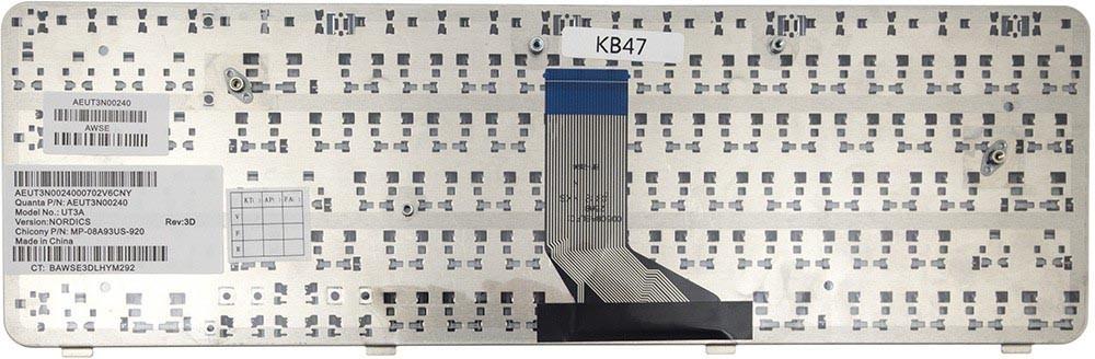 Green Cell Keyboard for HP G61 Compaq Presario CQ61, CQ61Z