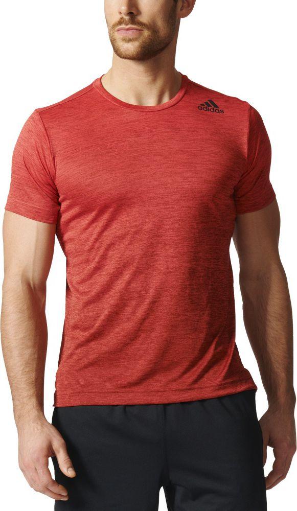 Adidas Koszulka Free Lift Grad czerwona r. S (BK6136) BK6136