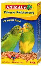 Animals 500g PAPUGA FALISTA ZIA000229