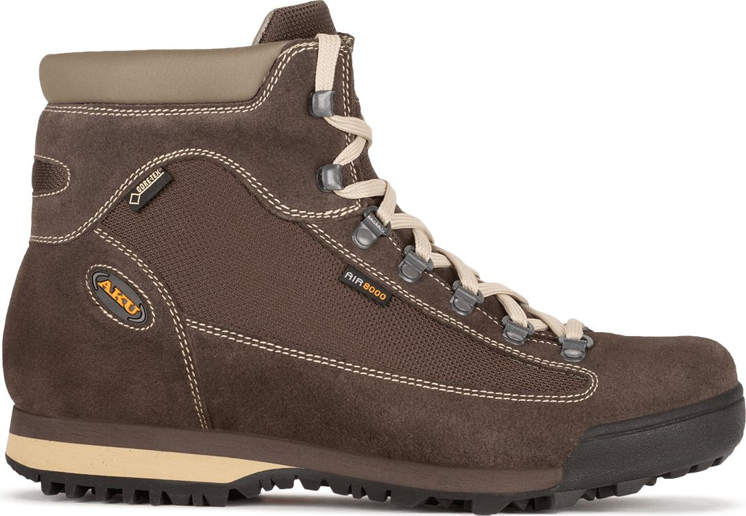 Aku Buty meskie Slope GTX Brown/Beige r. 43 (885.4-154) 1599745 Tūrisma apavi