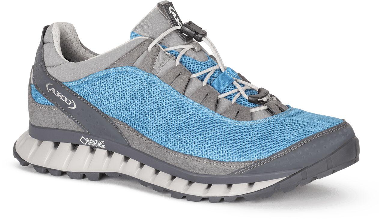 Aku Buty meskie Climatica Air Gtx Turquoise/Grey r. 45 (758-393) 4051665 Tūrisma apavi