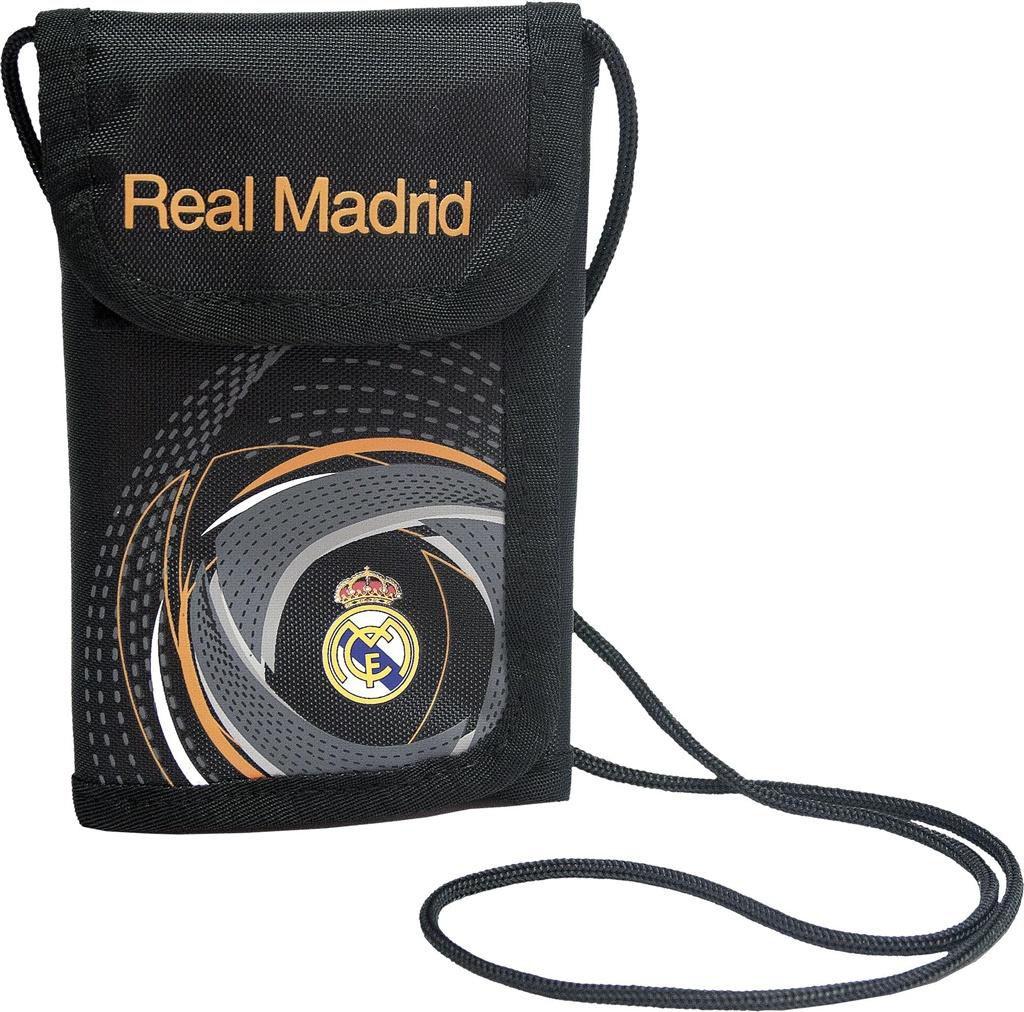 Astra Portfel  Real Madrid czarny  (RM-52) 208192