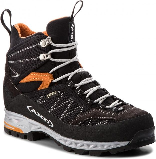 Aku Buty meskie Tangu Lite GTX black/ orange r. 44 975-108-9.5 Tūrisma apavi