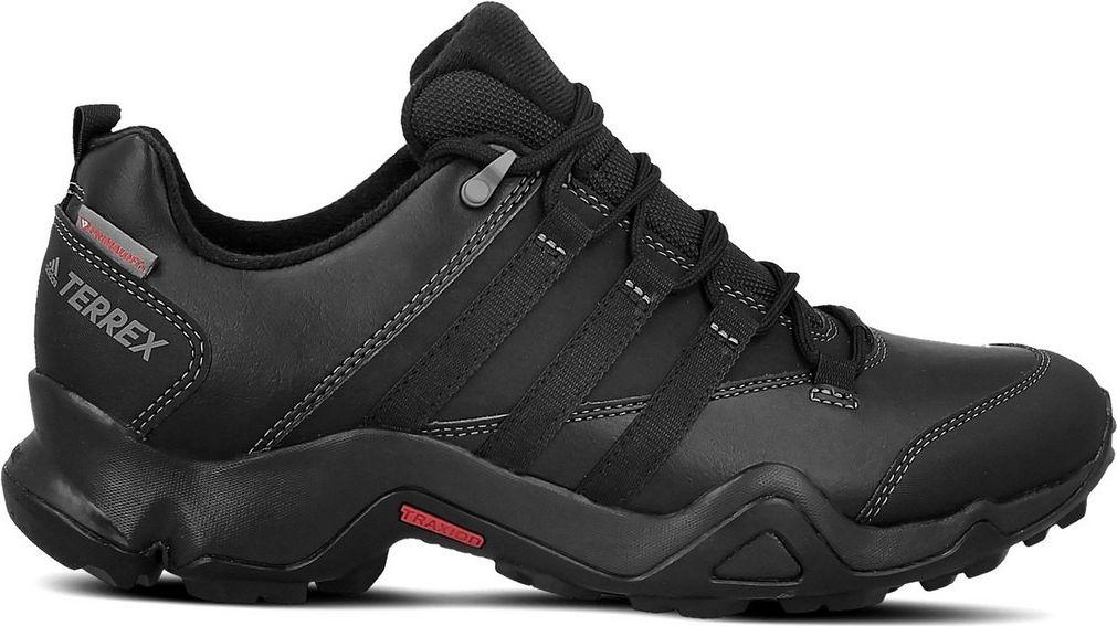 Adidas Buty meskie Terrex AX2R Beta czarne r. 40 2/3 (S80741) S80741 Tūrisma apavi