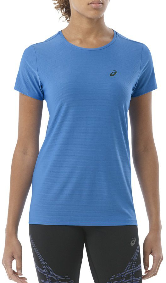 Asics Koszulka Asics SS Top niebieska r. S (134104 8008) 134104 8008