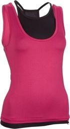 Avento Koszulka damska Fitness Singlet rozowa r. 42 33HG