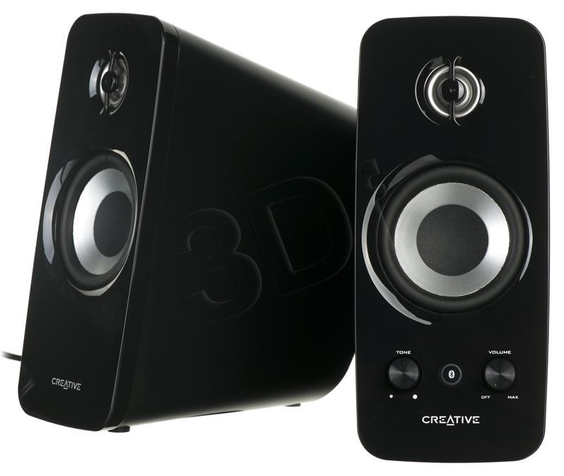 Creative Speakers T15 Bluetooth 2.0 (BLACK) datoru skaļruņi