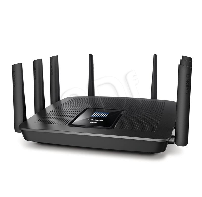 Linksys router EA9500 ( Wi-Fi 2 4/5GHz) WiFi Rūteris