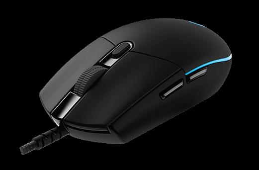 LOGITECH G PRO Gaming Mouse USB EER2 Datora pele