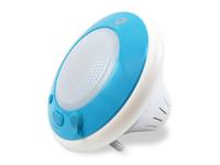 Conceptronic Wireless floating Speaker blue wasserdicht pārnēsājamais skaļrunis