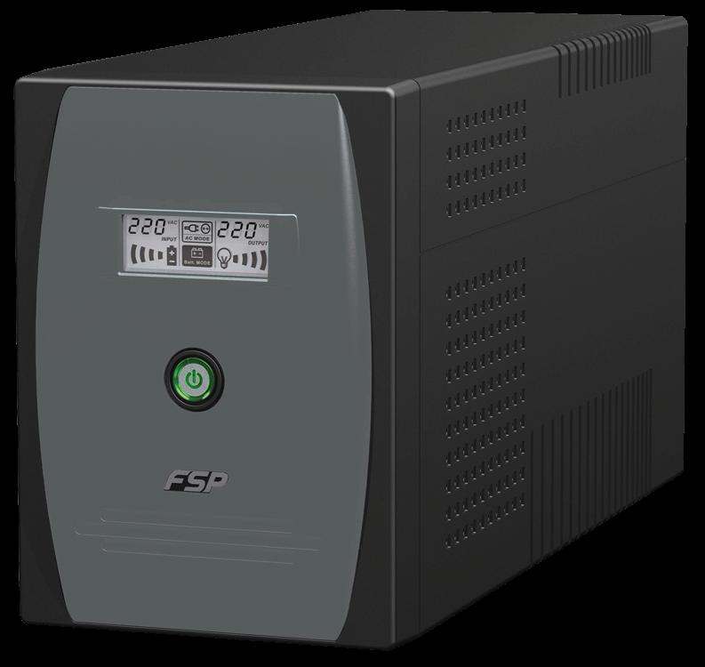 FORTRON FSP USV FSP-EP-1500 Line-interactive 1500VA  900W SU nepārtrauktas barošanas avots UPS