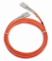 Gembird Duplex multimode fibre optic cable, 1 m, bulk packin kabelis, vads