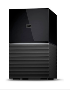 WD My Book Duo 8TB RAID Storage Ārējais cietais disks