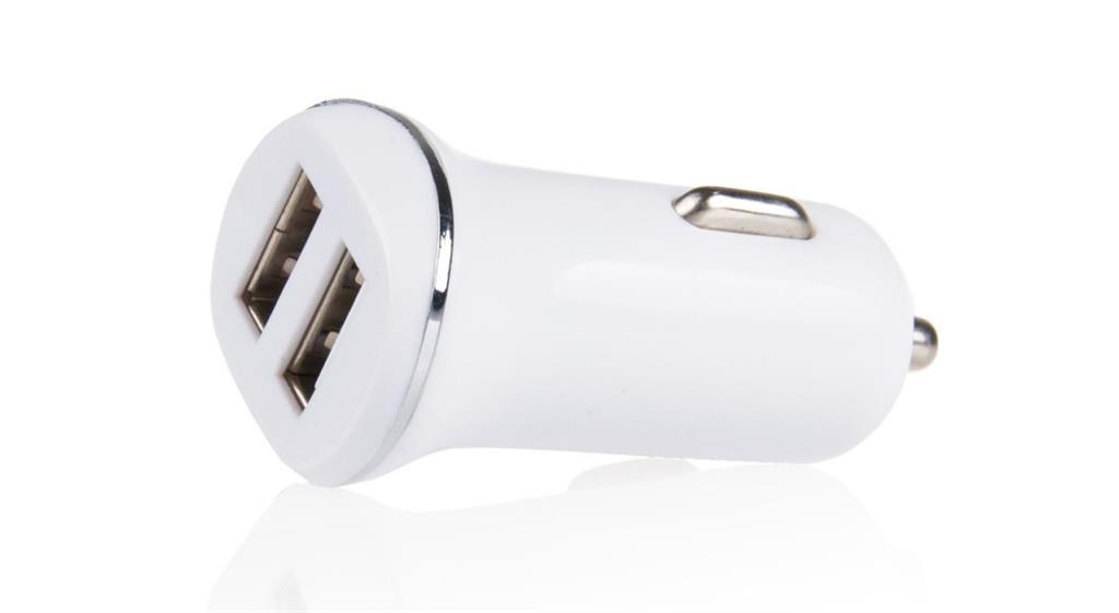 Car charger 2 x USB 2100mAh LB0091 LIBOX iekārtas lādētājs