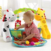 Fisher Price FB Gymnastic set 3 in 1 bērnu rotaļlieta