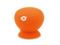 Conceptronic Wireless Sucation Speaker orange pārnēsājamais skaļrunis