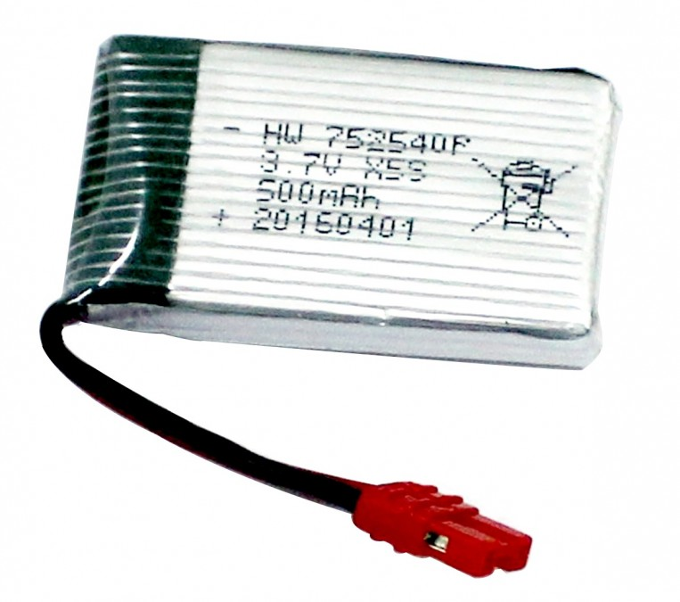 Syma 500mAh 3.7V LiPo do Syma X5HC/X5HW