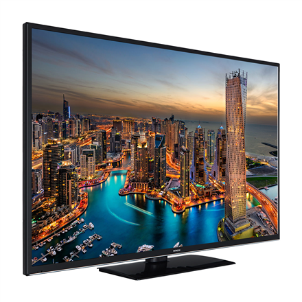 "Hitachi 55HK6000 55"" (140 cm), Smart TV, 4K Ultra HD LED, 3840 x 2160 pixels, Wi-Fi, DVB-T/T2/S2/S/C, Black 55HK6000 LED Televizors"