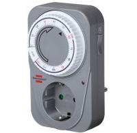 Mechanischer Countdown Timer Brennenstuhl MC 120  grau