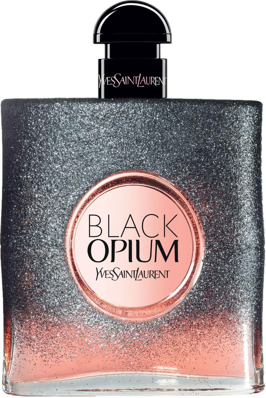 YVES SAINT LAURENT Opium Black Floral Shock Pour Femme EDP spray 90ml Smaržas sievietēm