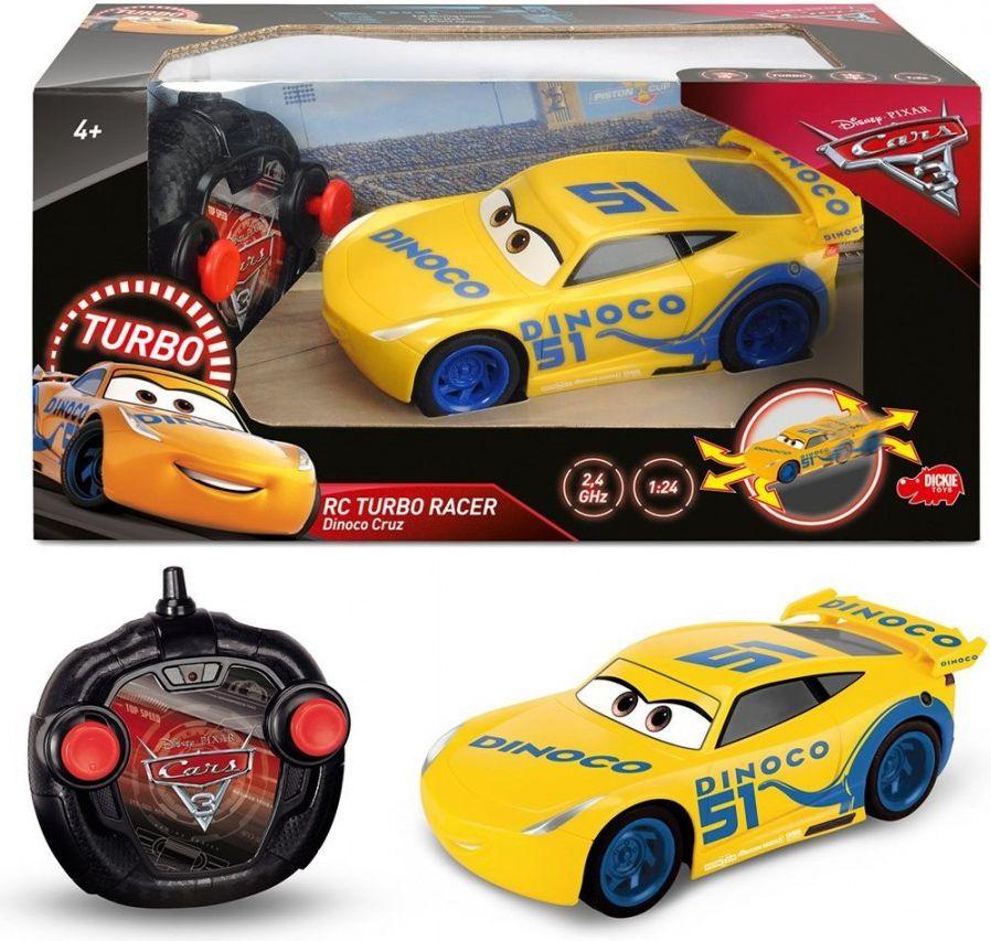 Cars 3 RC Cruz 17 cm Radiovadāmā rotaļlieta