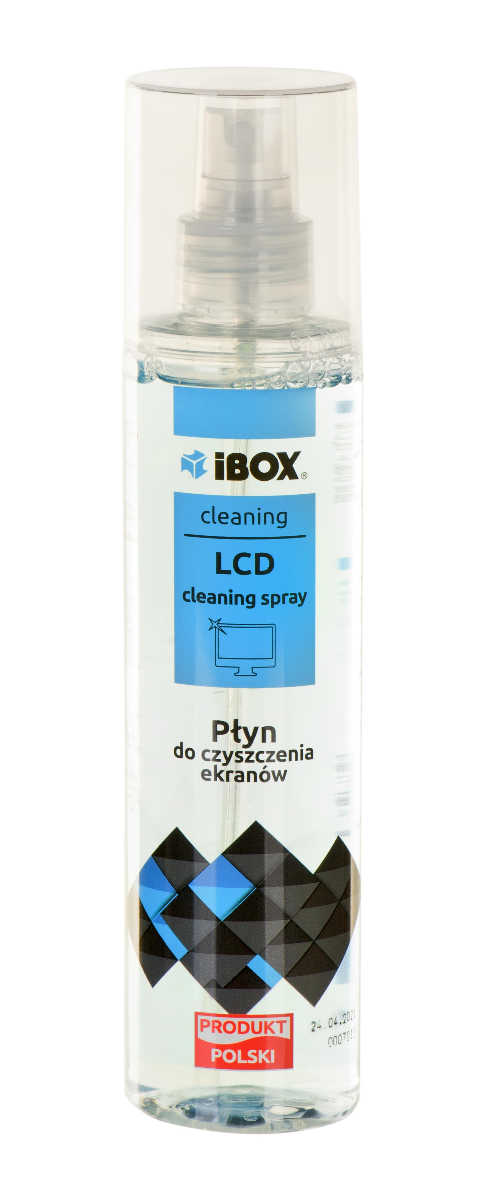 IBOX CLEANING SPRAY 250 ML tīrīšanas līdzeklis