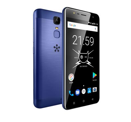 Just 5 FREEDOM C100 blue Mobilais Telefons