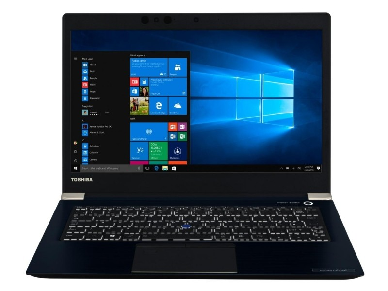 Portege X30-D-10G W10P/i5-7200/8/128SSD/13 Portatīvais dators