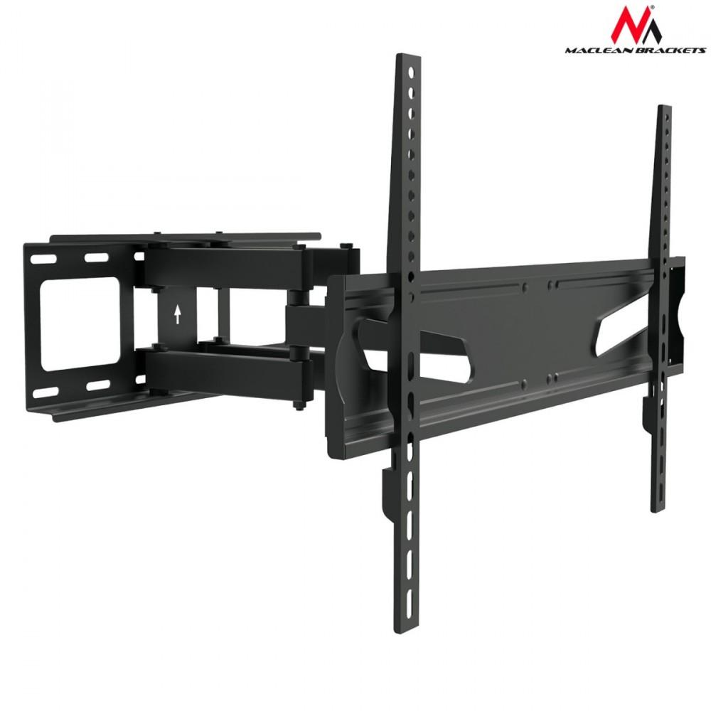 Maclean MC-723 Adjustable Wall Mounted TV bracket TV stiprinājums