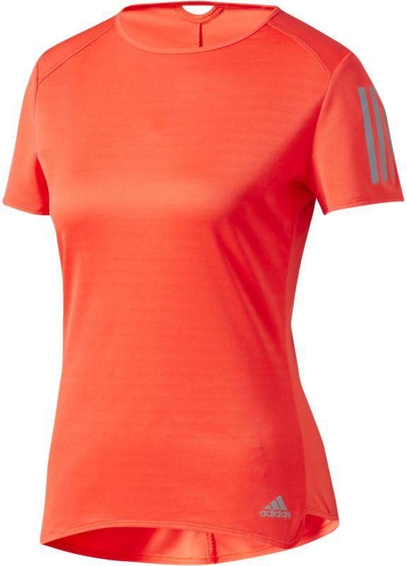 Adidas Koszulka damska Response Short Sleeve Tee W rozowa r. M (BP7460) BP7460*M
