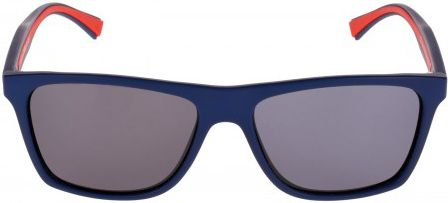 AQUAWAVE Okulary przeciwsloneczne CANARIA  matowe, czarno-pomaranczowe (AW-195-1) 5901979130604