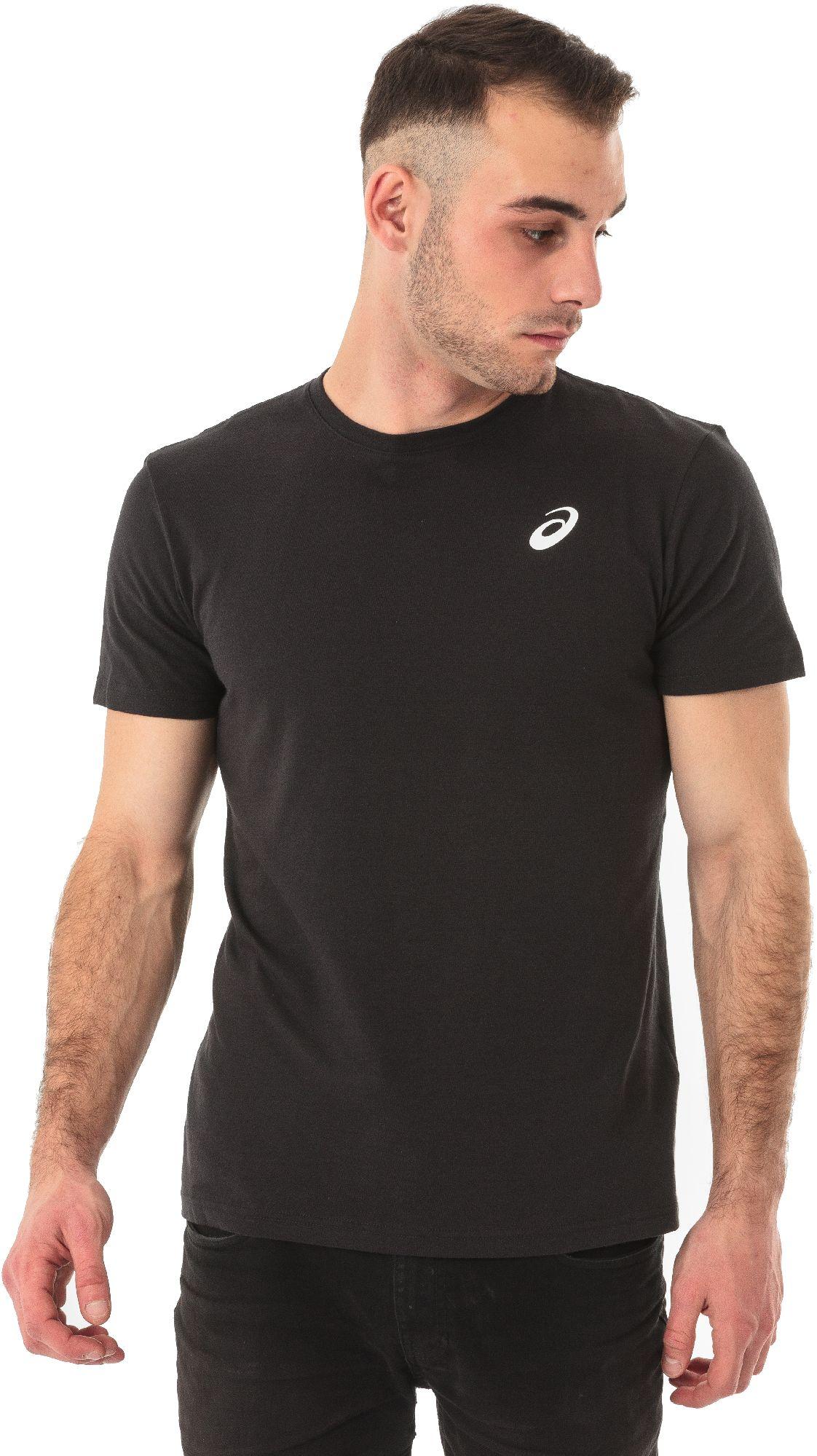 Asics Koszulka meska Spiral Top Performance czarna r. M (1314630904) 1314630904