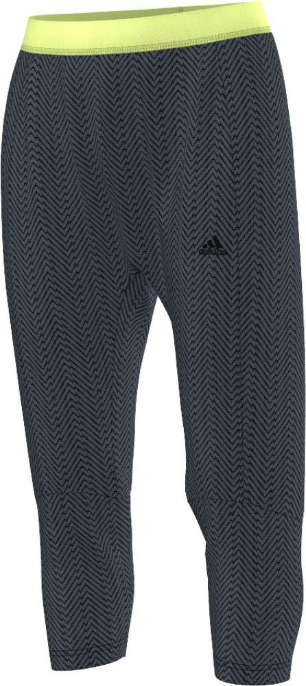 Adidas Spodnie meskie Gym Style 3/4 Pant  szary r. L (AB5847) AB5847