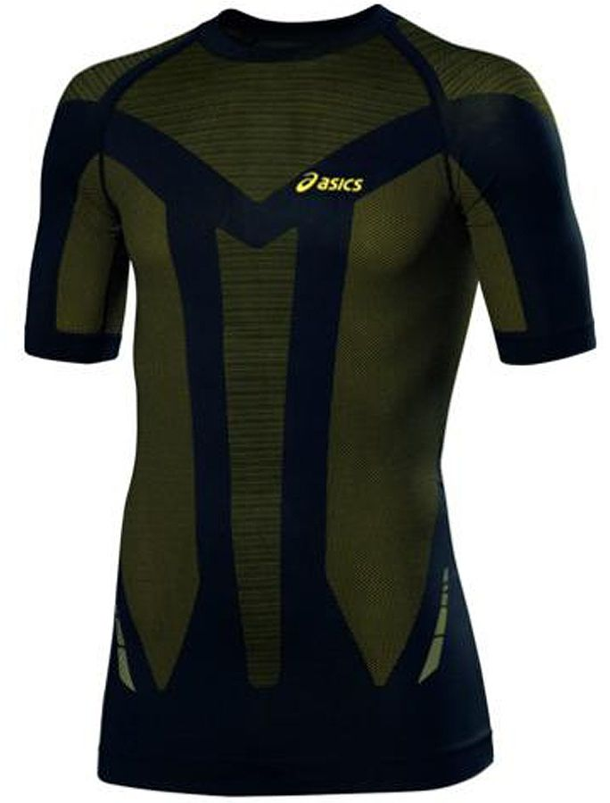 Asics Koszulka meska Seamless SS Top czarna r. M (110508 0343) 110508 0343