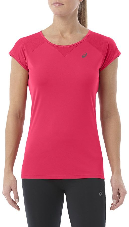 Asics Koszulka damska Workout Top rozowa r. XS (141111 0640) 141111 0640