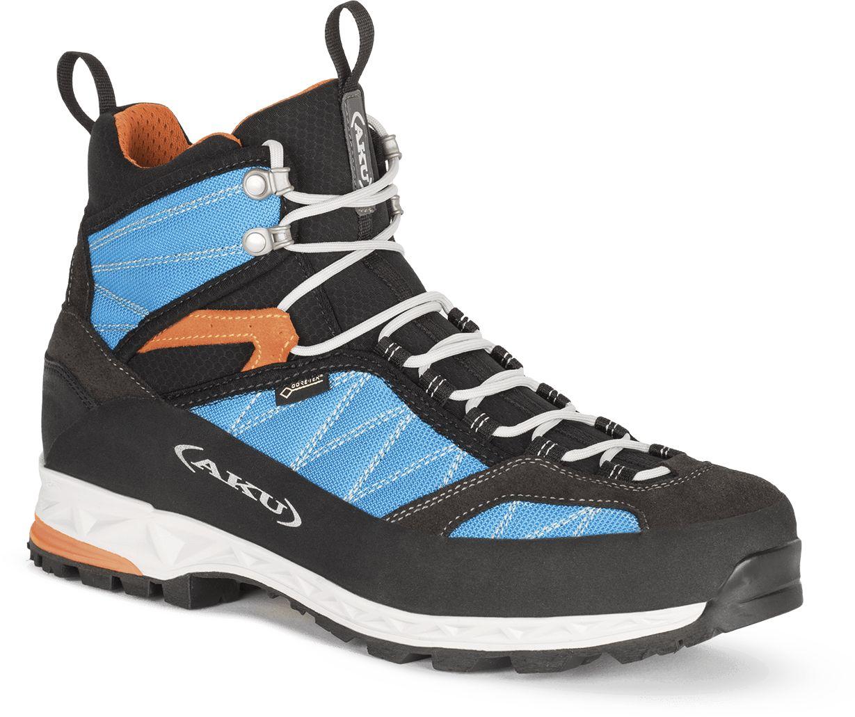 Aku Buty meskie Tengu Lite GTX turquoise/ orange r. 41 975-454-7 Tūrisma apavi