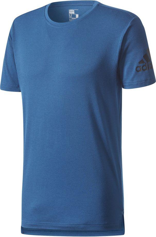 Adidas Koszulka meska Freelift Prime niebieska r. M (BR4139) BR4139