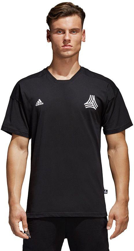 Adidas Koszulka meska Tango Symbol czarna r. XL (CE4900) CE4900