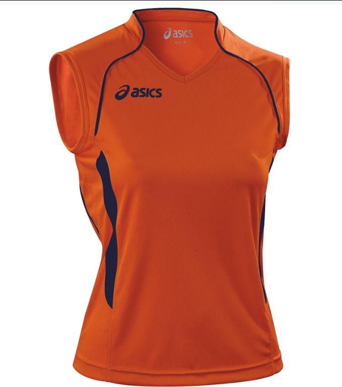 Asics Koszulka damska Aruba pomaranczowa r. L (T603Z1.6950) T603Z1.6950