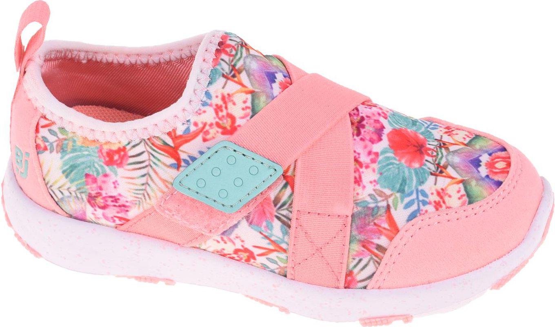 AQUAWAVE Buty Dzieciece Flori Kids Shiny Pink/Mint/Off White r. 27 5901979150121