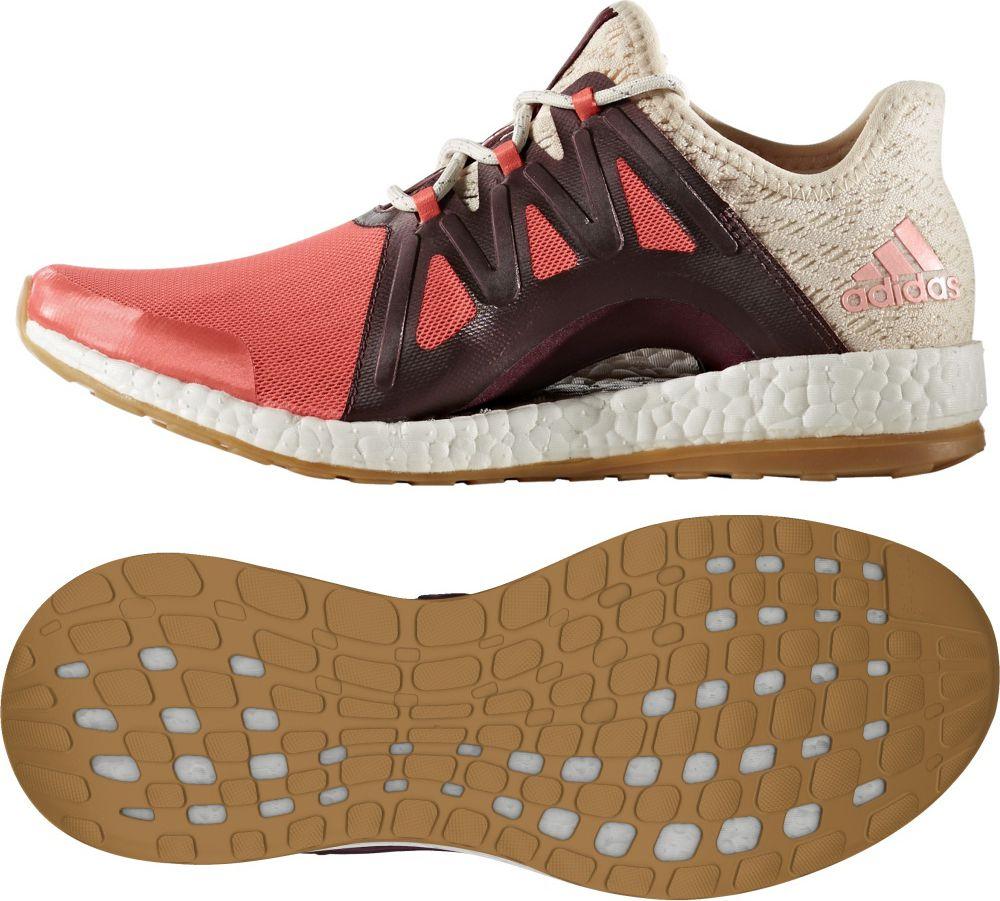 Adidas Buty damskie Pure Boost Xpose Clima rozowe r. 36 (BB1739) BB1739