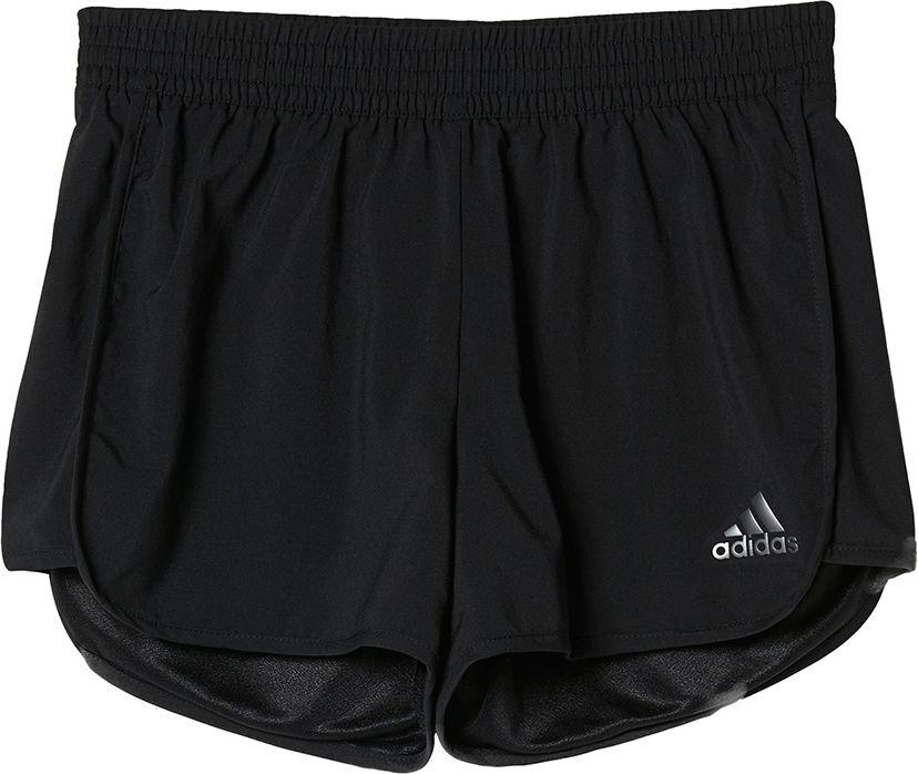 Adidas Spodenki Training Marathon czarne r. 140 cm (BK3860) BK3860