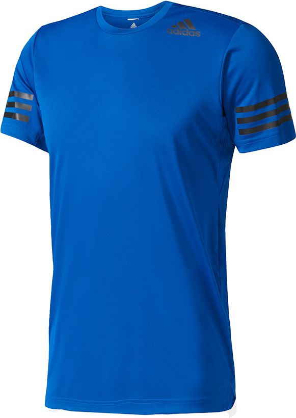 Adidas Koszulka meska Free Lift Climacool niebieska r. M (BK6122) BK6122