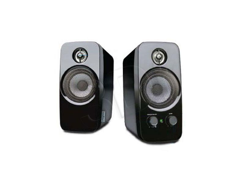 Creative Speakers Inspire T10 black 2.0 datoru skaļruņi