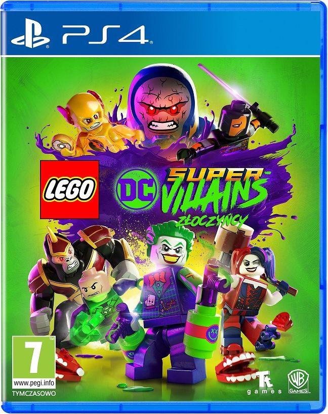 LEGO DC Super Villains (Super Zloczyncy) 5051892216852