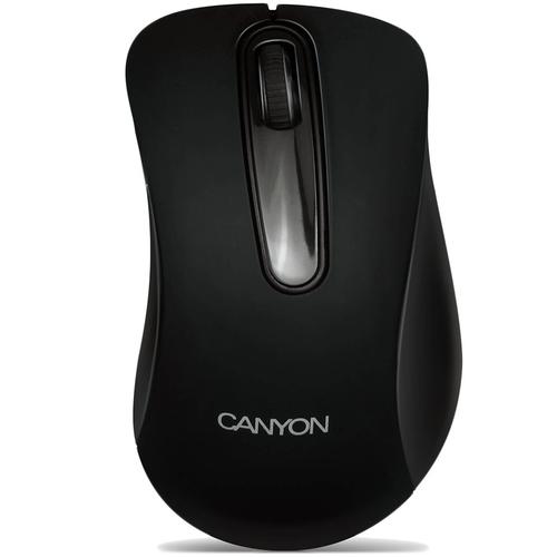 Canyon CNE-CMS3 Vada Optisk Pele 800dpi USB Matēti Sudraba Datora pele